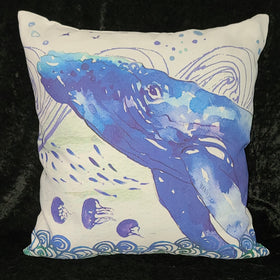 Pillow - Whale
