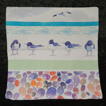 Load image into Gallery viewer, Pillow Cover - Bird Pebbles