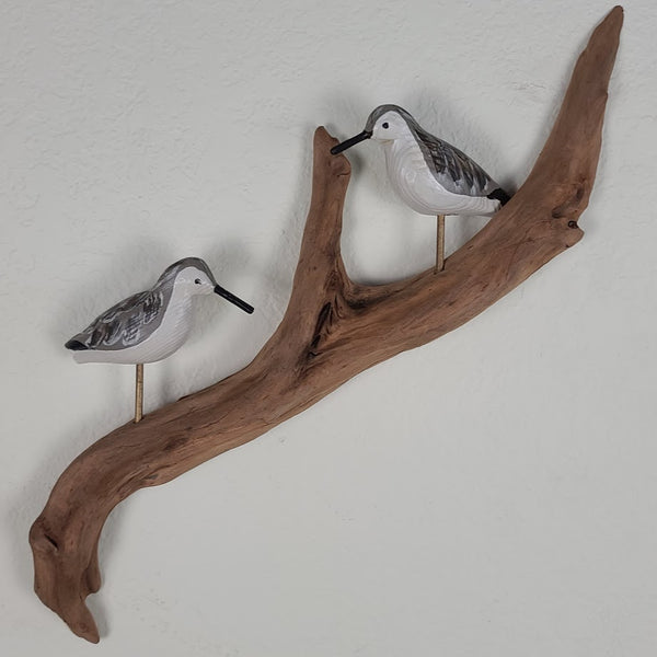 Wall Sculpture - 2 Peeps