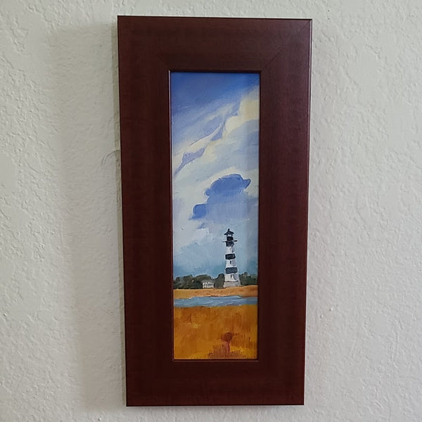 Paintings - 10 Various Vertical Framed 4