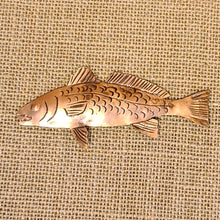 Load image into Gallery viewer, Pins - Copper Fish