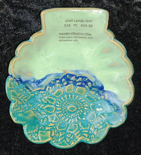 Shell Candy Dish
