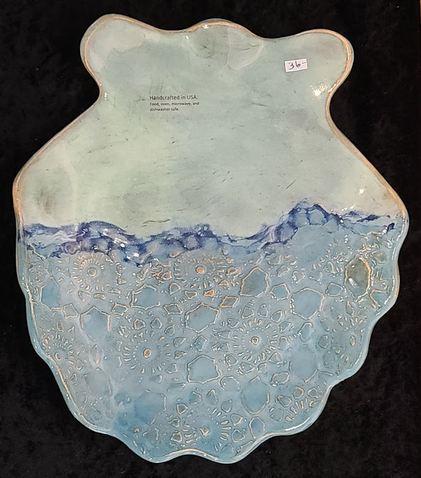 Large Shell Tray
