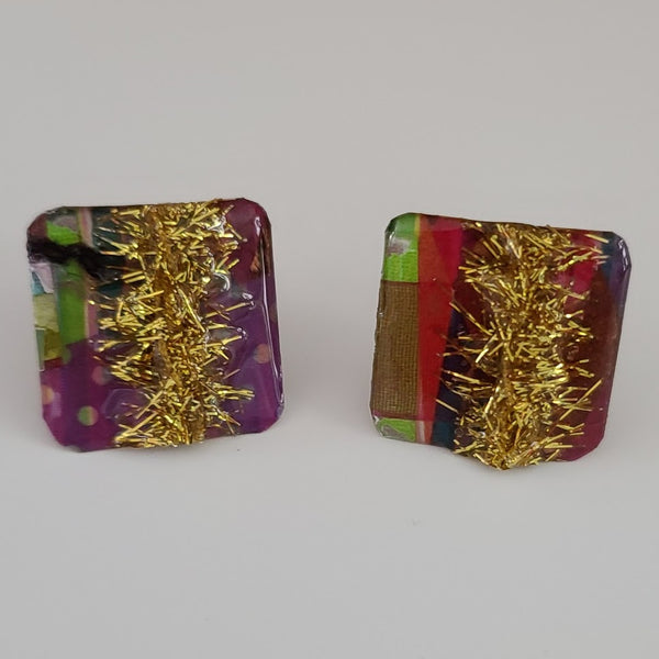 Clip-On Earrings at $40.00