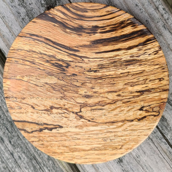 Plates - Spalted Oak