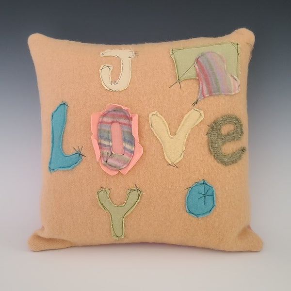 Home Decor - Love Pillow