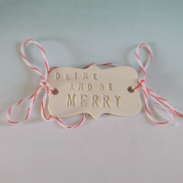 Home Decor - Holiday Tags