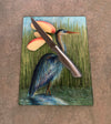 Cutting Board - Blue Heron