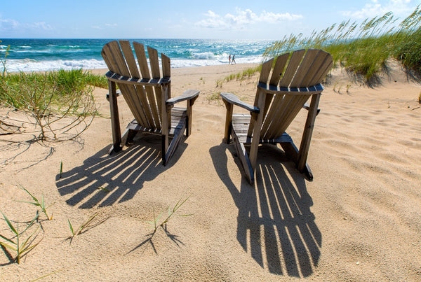 Chairs On The Dune