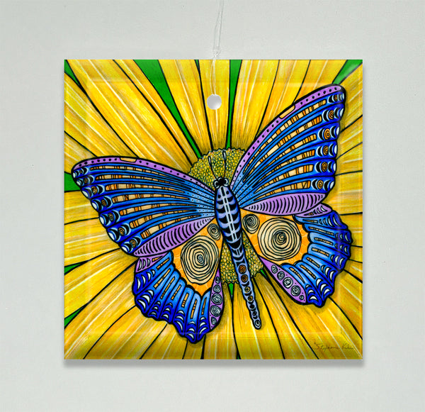 Ornament/Suncatcher - Butterfly