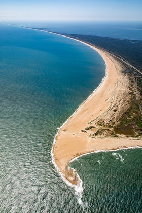 Cape Hatteras From Above