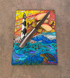 Cutting Board - Cape Lookout