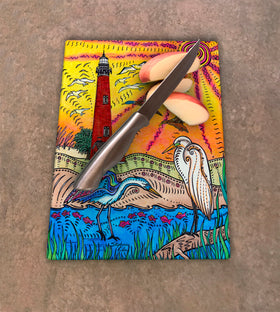 Cutting Board - Currituck Lighthouse