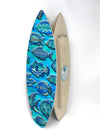 Wall Art Surfboard - Funky Fish