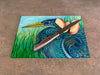 Cutting Board - Great Blue Heron