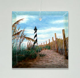 Ornament/Suncatcher - Hatteras Sea Oats