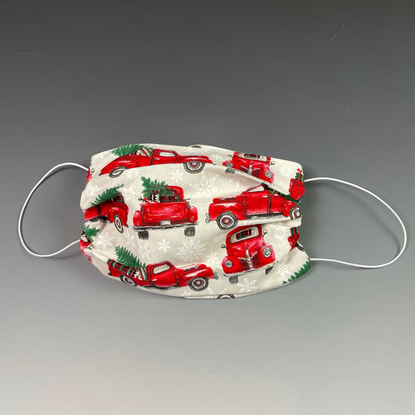 Cloth Face Mask - Christmas Designs