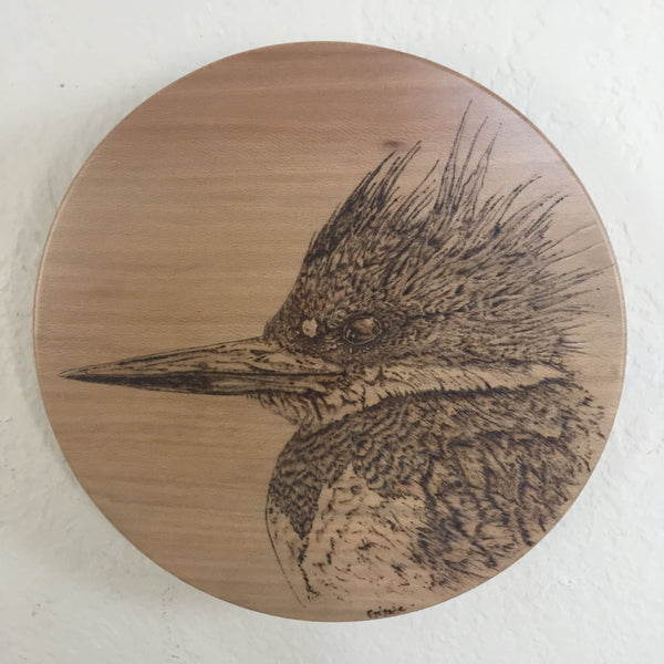 Lazy Susan Kingfisher Design
