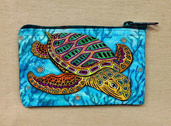 Coin Bag - Primative Loggerhead