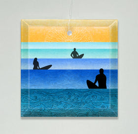 Ornament/Suncatcher - Serenity