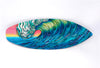 Wall Art Surfboard - The Wave