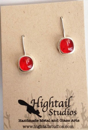 Small Drop Earrings
