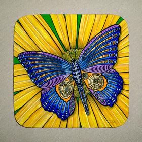 Coasters - Butterfly