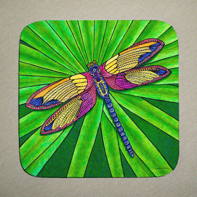 Coasters - Dragonfly