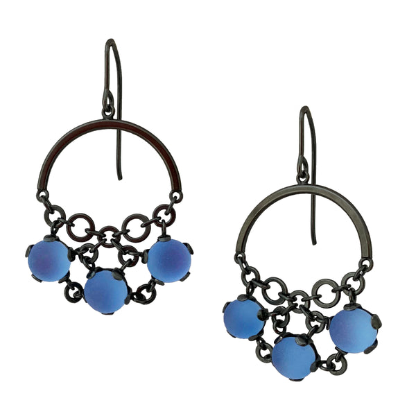 Maille Statement Earrings
