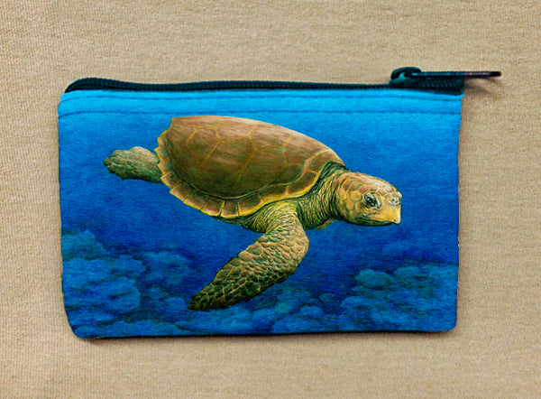 Coin Bag - Loggerhead