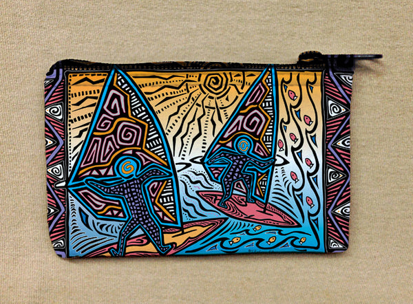 Coin Bag - Primitive Windsurfers