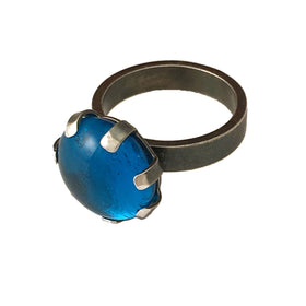 Large Prong Ring