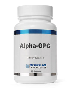 Alpha -GPC by Douglas Labs