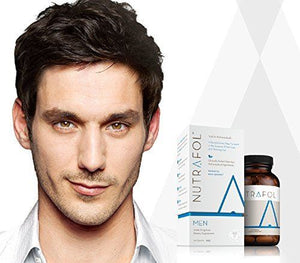 Nutrafol Men Advanced Thinning Hair & Hair Loss Supplement - 120 Capsules