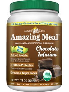 Amazing Meal Chocolate Infusion 17.9 oz