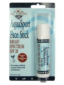 AquaSport SPF28 Face Stick .6 oz