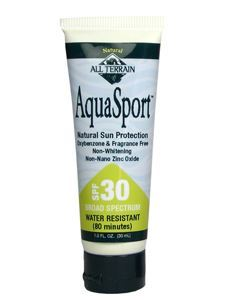 AquaSport SPF30 Sunscreen Lotion 1 oz