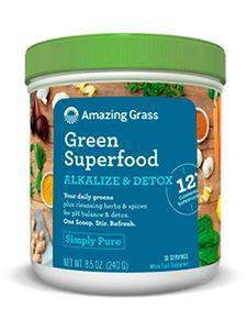 Alkalize & Detox Green Superfood 8.5 oz