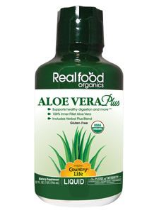 Aloe Vera Plus Liquid 32 oz
