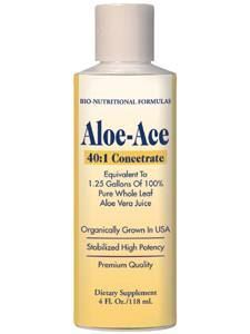 Aloe -Ace 40:1 Concentrate 4 oz