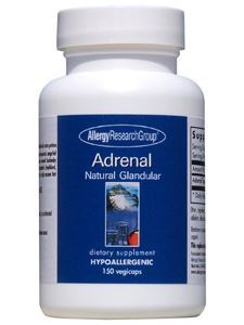 Adrenal 100mg 150 vcaps