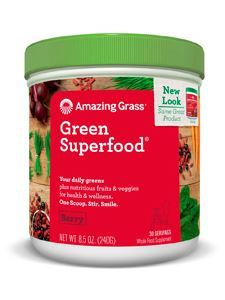 Berry GreenSuperFood Powder 30 servings