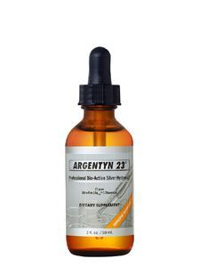Argentyn 23 Dropper Bottle 2 oz