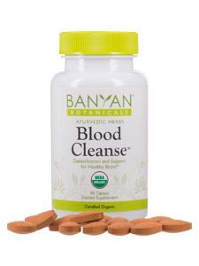 Blood Cleanse, Organic 90 tabs