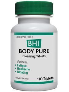 Body Pure 100 tabs