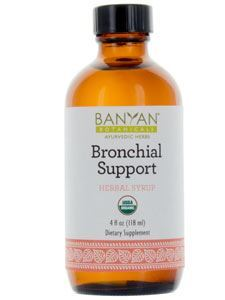 Bronchial Support Syrup, Organic 4 fl oz