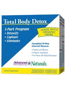 Total Body Detox 1 kit