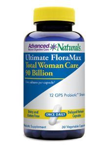 Ultimate FloraMax Total Woman 30 vcaps