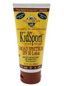 KidSport SPF30 Sunscreen Lotion 3 oz
