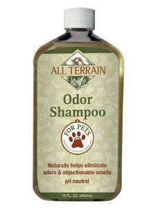 Pet Odor Shampoo 16 oz